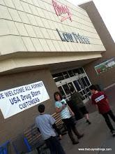 Photo: Now on to Walmart...