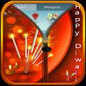 Diwali Crackers Zipper Lock icon