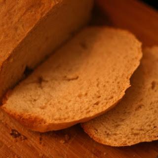 Bread Machine Olive Oil Bread