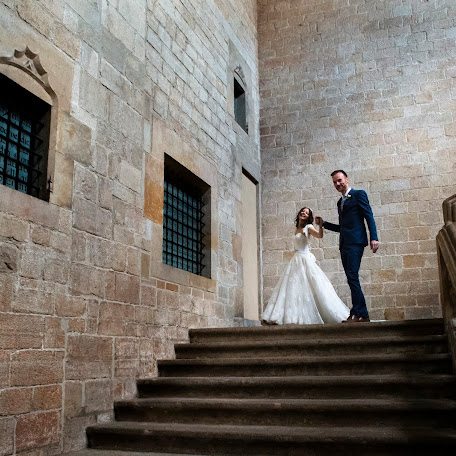 Wedding photographer Alba Ahedo (AlbaAhedo). Photo of 16.03.2017