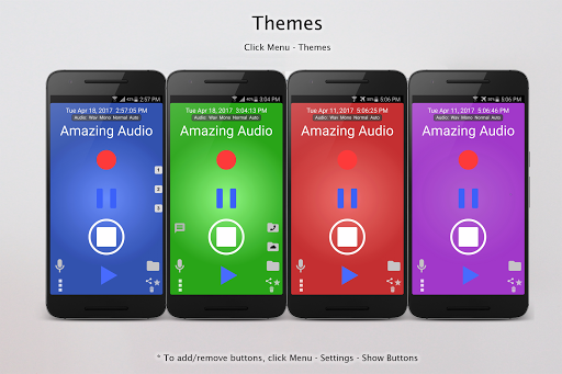 Hi-Res Audio Recorder  screenshots 10