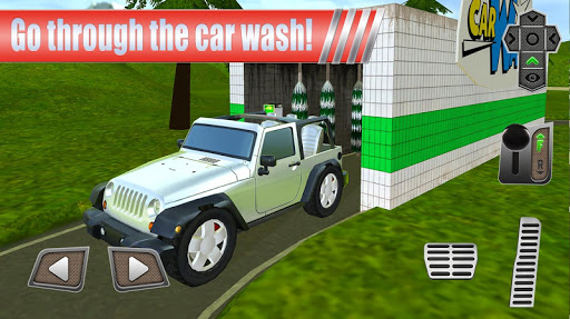 Gas Station: Car Parking Sim  screenshots 13