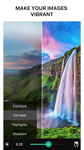 PhotoDirector –Photo Editor & Pic Collage Maker screenshot 4