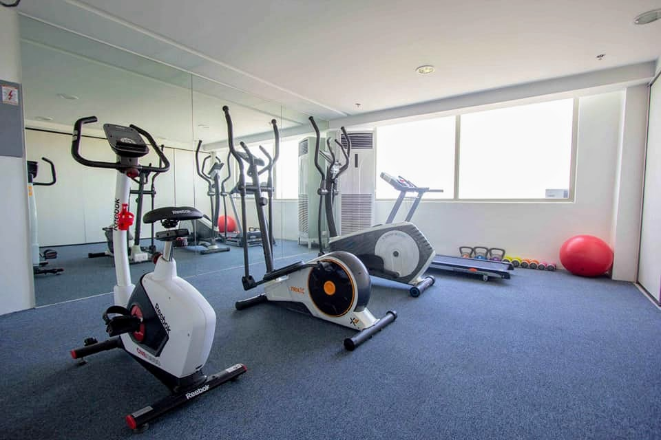 Prosperity Heights fitness gym