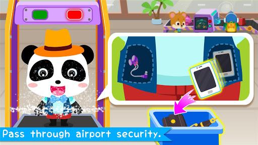 Baby Panda's Airport screenshots 14