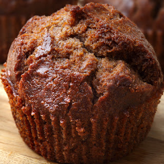 Quick and Easy Blueberry Honey Muffin