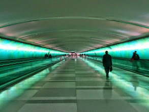 Photo: Layover in Detroit