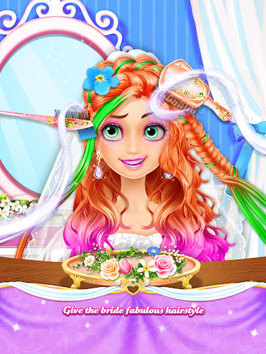 玩免費休閒APP|下載Long Hair Princess Wedding app不用錢|硬是要APP