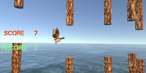 Plappy Birds Real 3D 2 screenshots 3