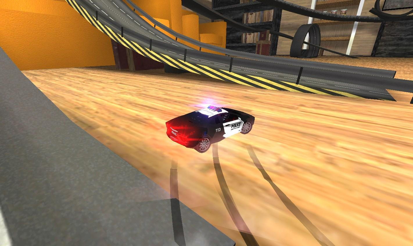 Police Car Driving Game- screenshot