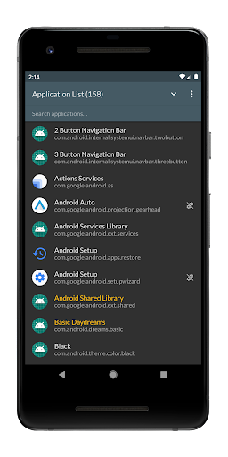 CCSWE App Manager (SAMSUNG) 3.3.2 screenshots 1