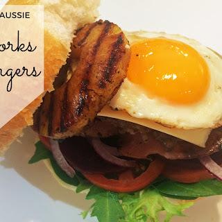 Classic Aussie Works Burgers