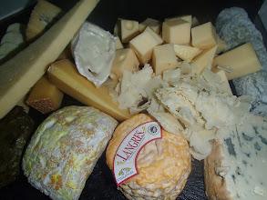 Photo: Plateau de fromages affinés 30gr /pers