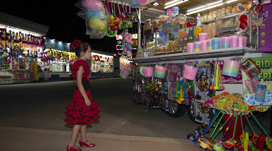 Un sábado muy 'flamenco' en el Recinto Ferial