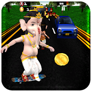 Ganesh Skating 3D