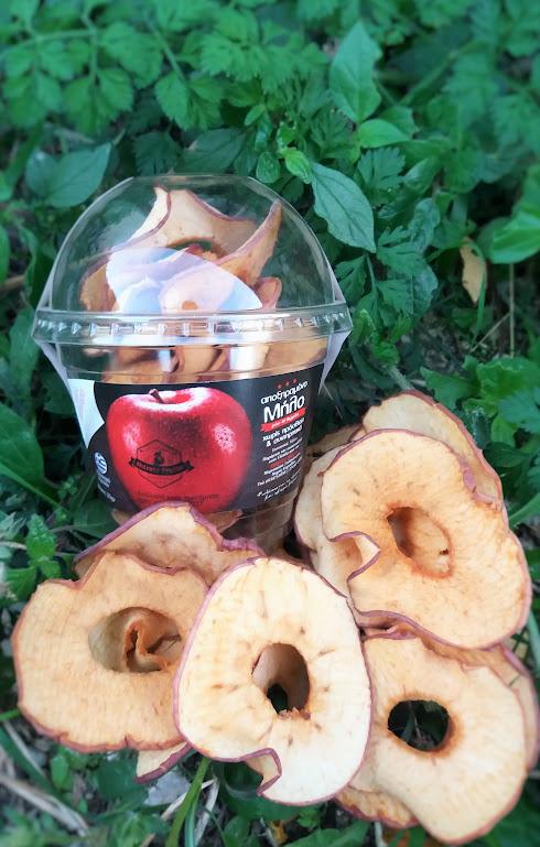 Αποξηραμένο Μήλο σε φέτες 25γ