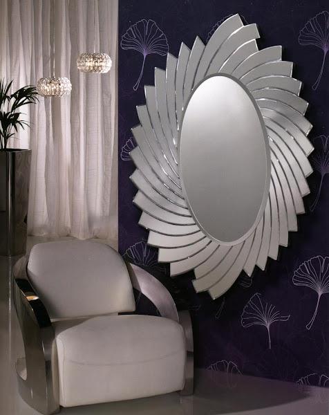 Photo: Espejos de Diseño Moderno : Coleccion Helios