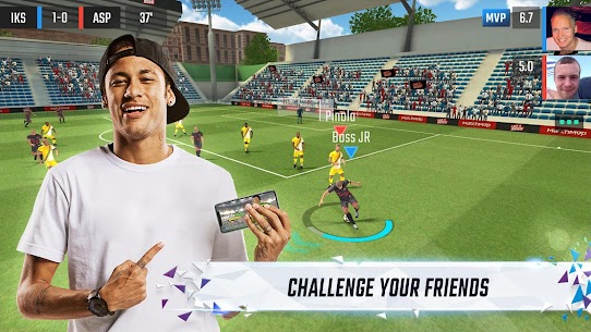 Match MVP Neymar JR – Football Superstar Career 3