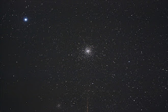 Photo: My first ever Globular Cluster M4 shot on 23 June 2011