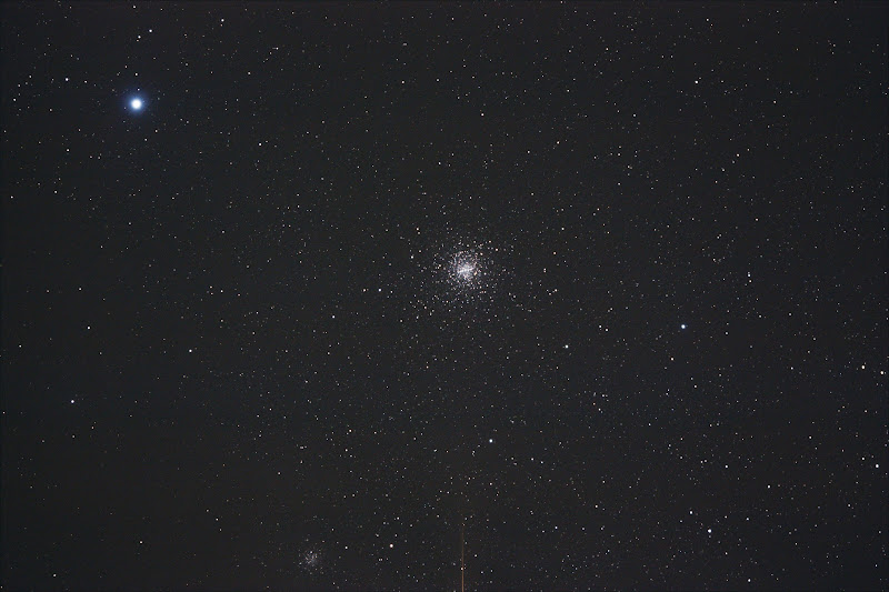 Photo: My first ever Globular Cluster M4 shot on 23 June 2011