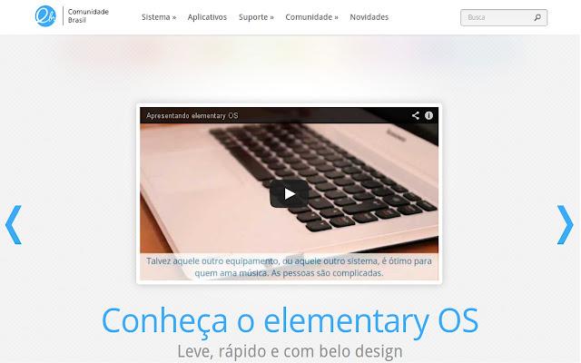 elementary OS Brasil