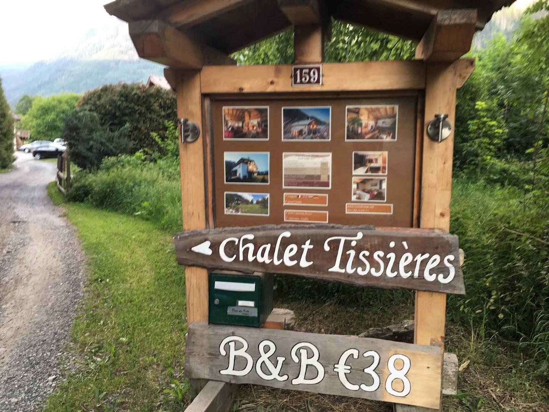 Chalet Tissières