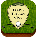 Temple Terrace Golf App icon