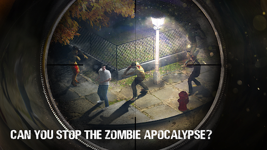 Zombie Hunter Sniper: Last Apocalypse Shooter 2
