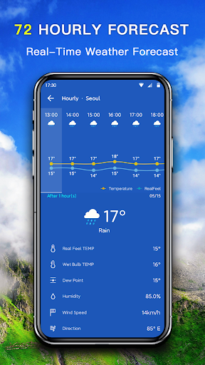 Weather - The Most Accurate Weather App 1.0.4.0 screenshots 3