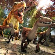 الديناصور الجوراسي محاكي لعبة