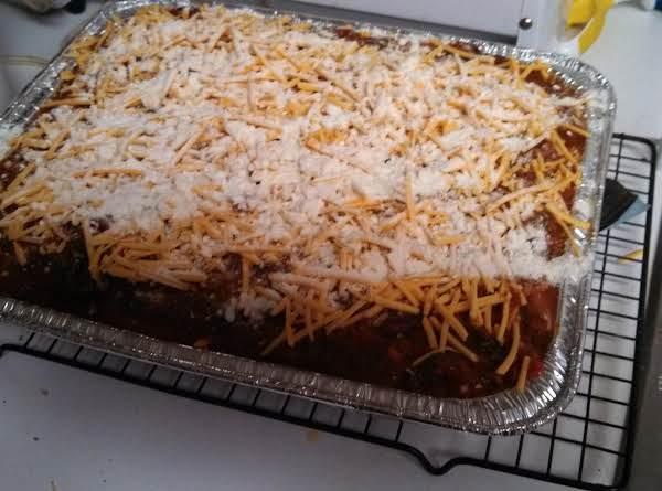 Flame's Meatball Caserole Recipe