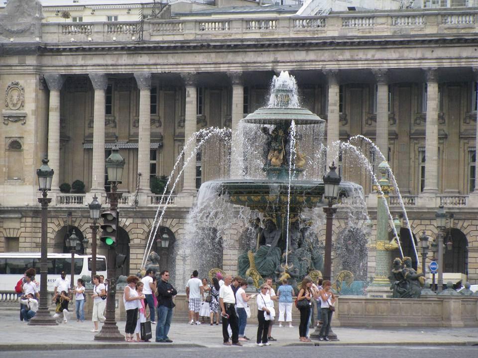 Photos - Tây Âu 2009
