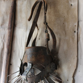 by Liz Huddleston - Artistic Objects Antiques ( bondage, ghost town, what is that, mask,  )