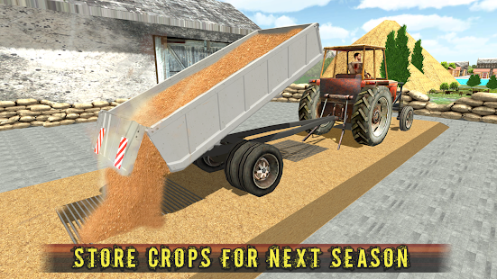 Tractor Simulator 3D:Farm Life- screenshot thumbnail