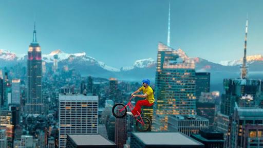BMX Bike Stunt 2019 : Tricky Bicycle parkour Game 1.0.7 Mod screenshots 2