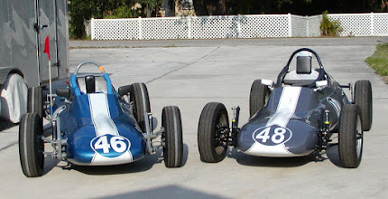 Photo: Two vees (his and hers) 2004 by Roger Beasley