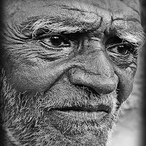 by Avishek Mazumder - People Portraits of Men