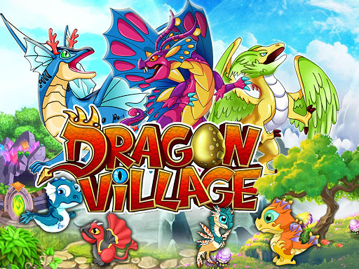 DRAGON VILLAGE -city sim mania Apk 1