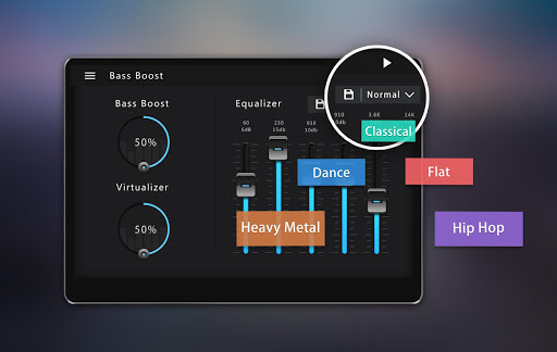 Bass Booster & Equalizer 1.3.6 screenshots 6
