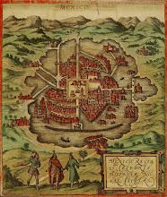 Photo: 1572 Ciudad de México Urbanización Flandes 1572, basado en mapa 1524