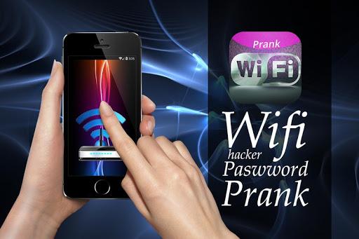 Wifi Hacker Password Prank