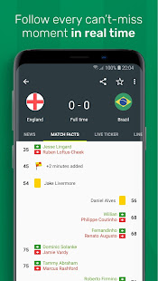 App FotMob - Live Soccer Scores APK for Windows Phone