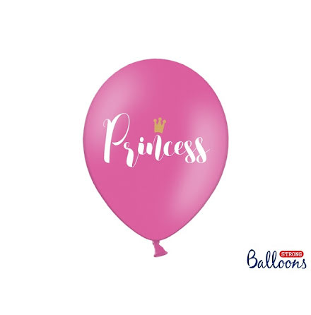 Ballonger - Princess rosa