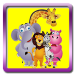 Play With Animals - Memory Learning Games Icon
