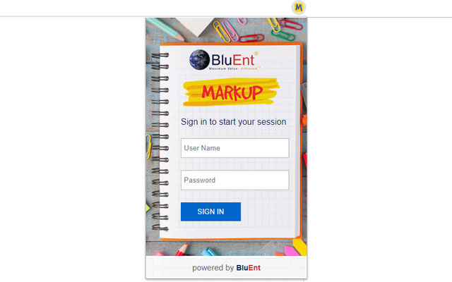 Markup Tool