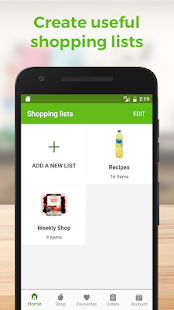 ASDA- screenshot thumbnail