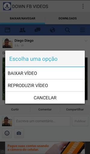 DOWN FB VIDEOS
