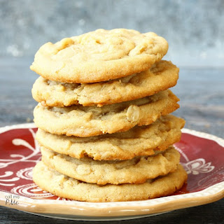 Peanut Butter Oatmeal Cookie.