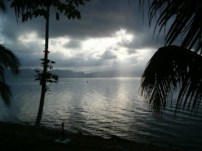Photo: Bosumtwi lake, Ghana
