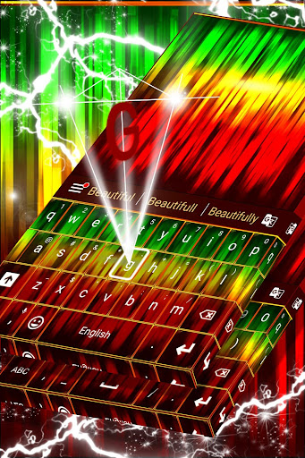 Rasta Keyboard For Android ss1